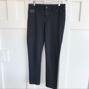 Calvin Klein Jeans Black Stretch Skinny Pants